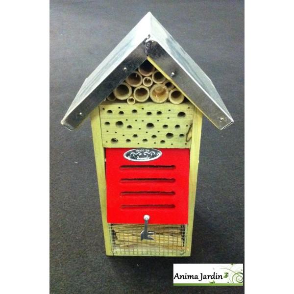 H tel insectes 32cm insectes utiles biodiversit for Site hotel pas cher
