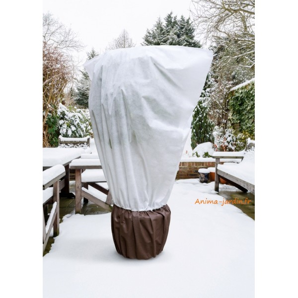 Voile protection plantes - Que faire au jardin en fevrier ...