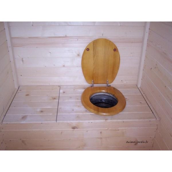 toilettes s ches en bois avec sciure abri ext rieur prix achat vente. Black Bedroom Furniture Sets. Home Design Ideas