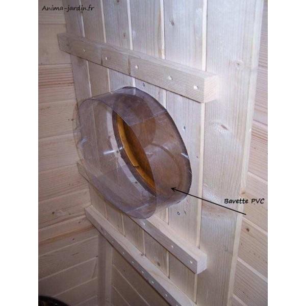 Toilettes s ches en bois avec sciure abri ext rieur prix achat vente - Plan de toilette bois ...