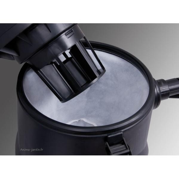 aspirateur pour bassin vacupro cleaner maxi ubbink. Black Bedroom Furniture Sets. Home Design Ideas