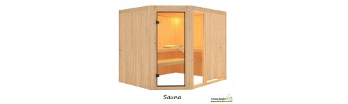 sauna cabine infrarouge anima jardin. Black Bedroom Furniture Sets. Home Design Ideas