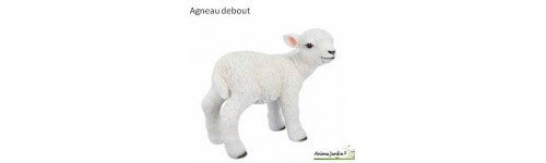 D co jardin animaux pierre for Decoration jardin animaux
