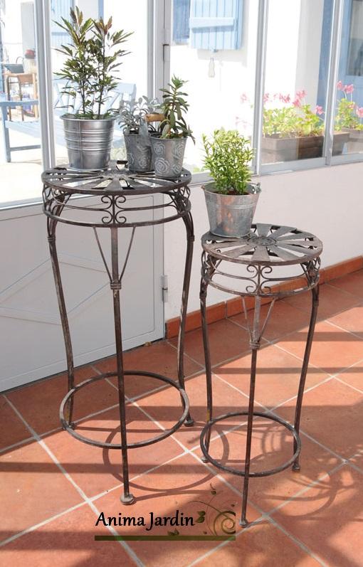support plantes vertes. Black Bedroom Furniture Sets. Home Design Ideas