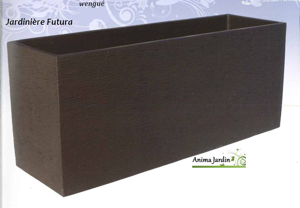 Jardini Re Futura 90x40 Wengue En B Ton Cir Grandon
