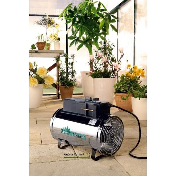 Chauffage lectrique soufflant pour serre de jardin 2800w for Vente pour jardin