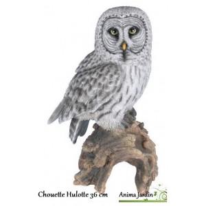 Chouette Hulotte 36 cm en résine, Riviera, achat, animal de la Forêt