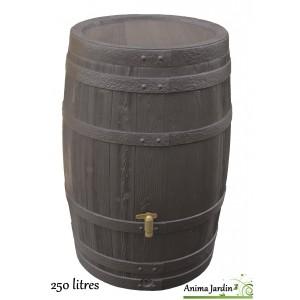 Récupérateur d'eau de pluie, Tonneau VINO 250 litres, achat/vente, GRAF