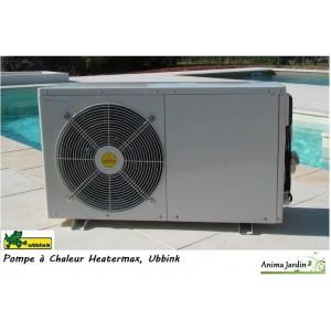 Pompe à chaleur Heatermax 20, 4.9KW, Ubbink, achat/vente
