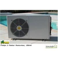 Pompe à chaleur Heatermax 30, 8.5 KW, pour piscine, achat/vente, UBBINK