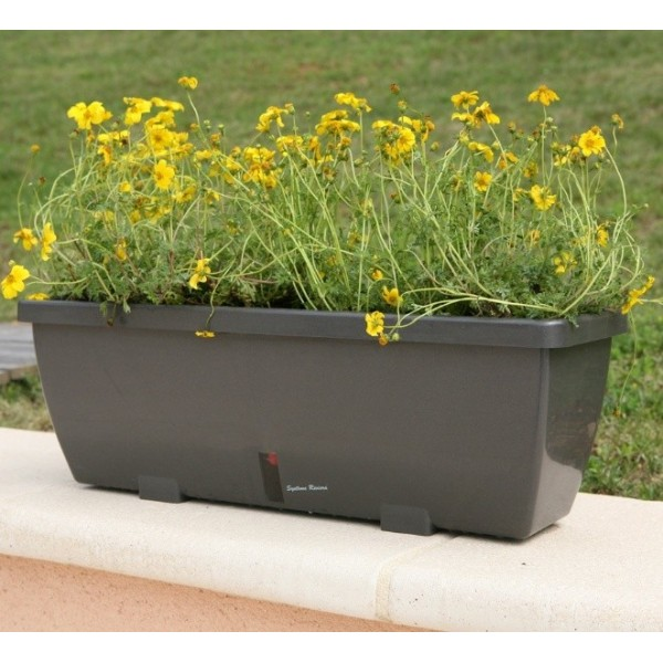 jardini re r serve d 39 eau riviera eva 57 cm achat vente. Black Bedroom Furniture Sets. Home Design Ideas