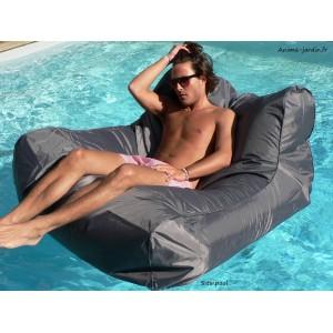Fauteuil flottant piscine, sitinpool, canapé de piscine, pouf pas cher