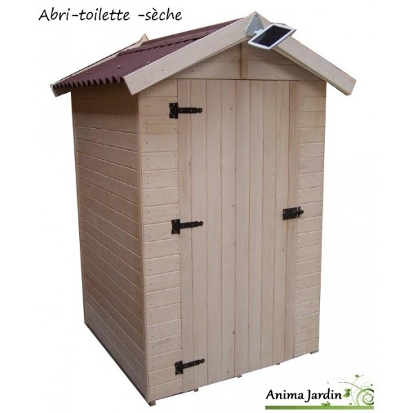 toilettes s ches en bois avec sciure abri ext rieur prix achat vente. Black Bedroom Furniture Sets. Home Design Ideas