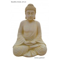 Bouddha 50 cm, Statue en pierre reconstituée, achat/vente