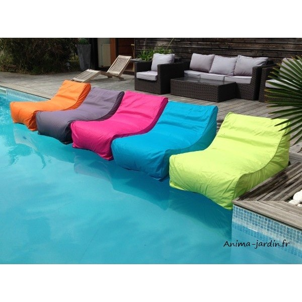 transat gonflable piscine top fauteuil gonflable gris. Black Bedroom Furniture Sets. Home Design Ideas