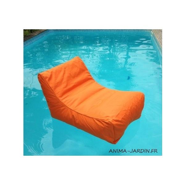 fauteuil flottant piscine kiwi gonflable canap de piscine pouf pas cher. Black Bedroom Furniture Sets. Home Design Ideas