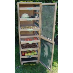 Légumier fruitier, garde manger, 150cm, achat/vente, masy, 240