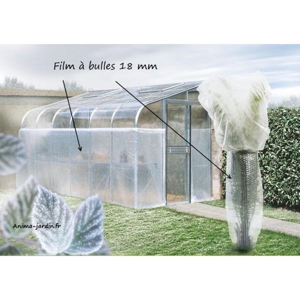 film bulles 18mm couverture pour serre contre le froid nort ne achat vente. Black Bedroom Furniture Sets. Home Design Ideas