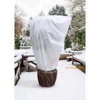 Housse protection du froid pour plantes, voile hivernage x2, Maxifleece