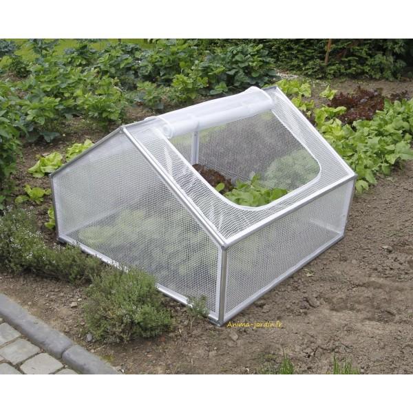 Serre chassis de jardin 1m pour semer des l gumes pas - Serre de jardin pas cher en polycarbonate ...