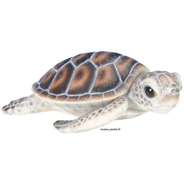 B b tortue de mer en r sine d coration de jardin d co for Sujet de decoration de jardin