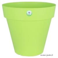Pot à fleurs extérieur, terrasse, SOLEILLA, 70cm Riviera, pas cher