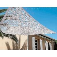 Filet ombrage SAHARA 3x4m, pour terrasse, contemporain, nortène