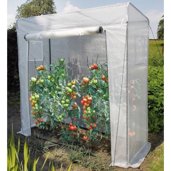 serre tomate serre souple pvc roma pas cher nortene achat. Black Bedroom Furniture Sets. Home Design Ideas