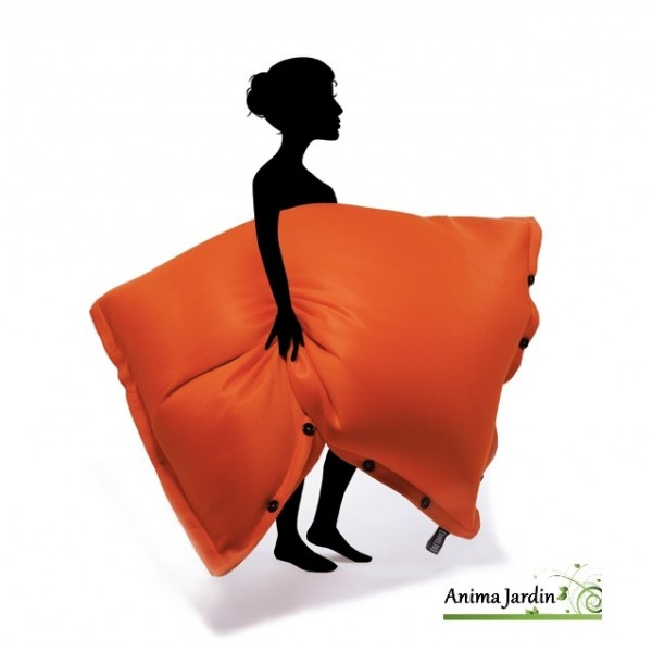 grand coussin piscine pouf 125x175 cm shelto pas cher. Black Bedroom Furniture Sets. Home Design Ideas