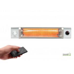 Chauffage infrarouge, intérieur, extérieur, OMEGA 2500 T, Fargau