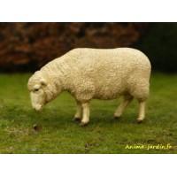 Mouton debout en résine, Brebis tête Basse, animal de la ferme,  Jardin, achat