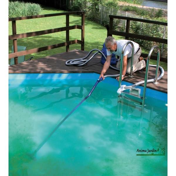 Aspirateur pour bassin vacupro cleaner maxi ubbink for Achat bassin