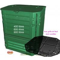 Composteur thermo-king, vert, 400, 600, et 900 litres, Graf, achat/vente