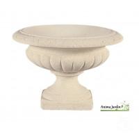 Coupe Médicis M1, pierre reconstituée, 52 cm, vasque, contenant, grandon, achat
