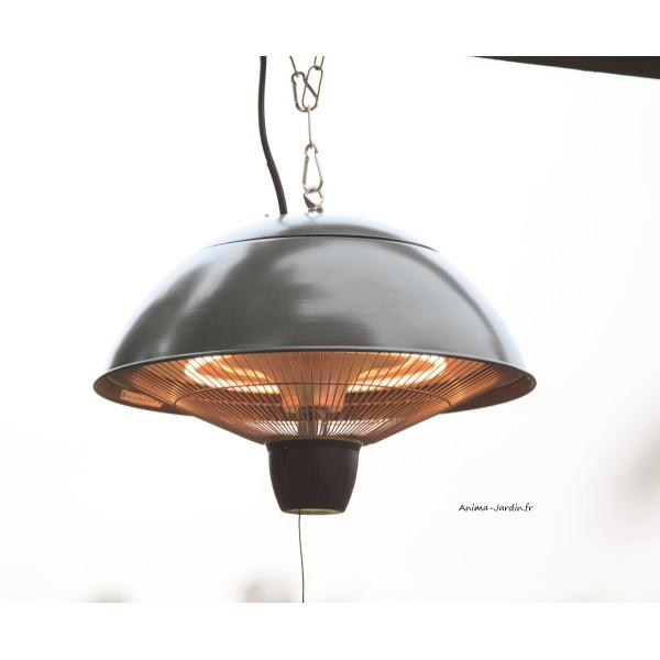 Chauffage pour terrasse astro ext rieur lampe for Lampe exterieur a suspendre