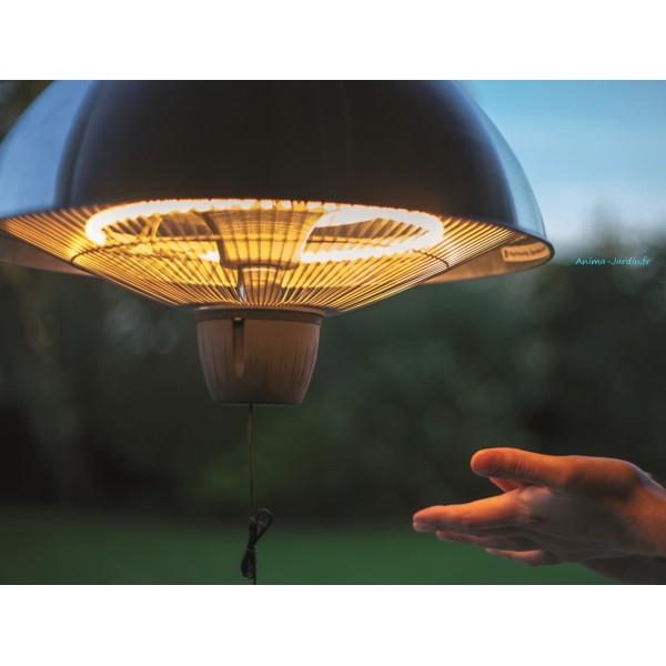 lampe chauffante terrasse lampe chauffante exterieur achat vente lampe chauffante exterieur pas. Black Bedroom Furniture Sets. Home Design Ideas