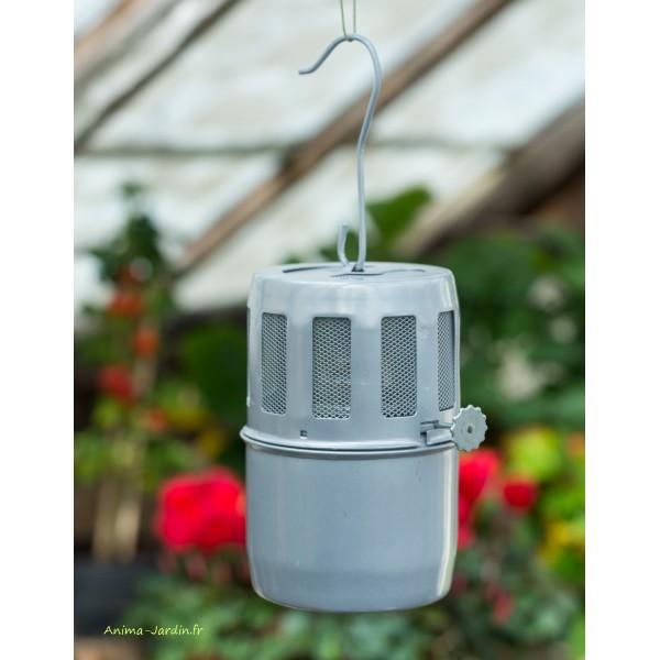 chauffage la paraffine pour serre de jardin balcon 1m antigel suspendu pas cher. Black Bedroom Furniture Sets. Home Design Ideas