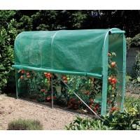 Serre à tomates de qualité, serre souple TOMATO greenhouse, Nortène