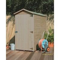 Petit Abri de jardin en bois, rangement vélo, storage traditional, autoclave, solid