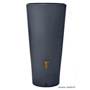 Récupérateur d'eau de pluie 220L, Vaso, 2 en 1, avec bac fleurs, GRAF, achat, pas cher