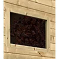 Fenêtre pour abri de jardin 19 mm, Solid, autoclave, achat, vente, pas cher