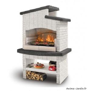 Barbecue en pierre, Marettimo New B, marmotech, charbon de bois, Palazzetti, achat, pas cher