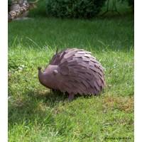 Hérisson, animal décoratif en métal, Picpic, extérieur, Nortene, achat, pas cher