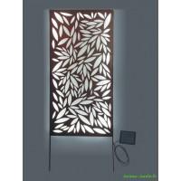 Panneau décoratif avec ruban solaire lumineux, Solart Panel , Nortène, achat, pas cher