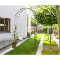 Arche en métal, décoration jardin, support plantes grimpantes, Whisper Arch Nortène, achat, pas cher