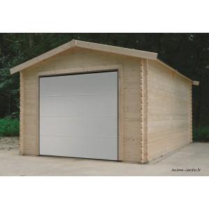 Garage, traditionnel, bois, 16 m², Solid, pas cher, achat, vente