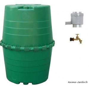 Récupérateur d'eau de pluie, Top-tank, grande capacité, 1300L, Graf, achat, pas cher