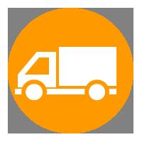 Complément coût transport pour livraison spéciale et/ou Corse, îles, accès difficile