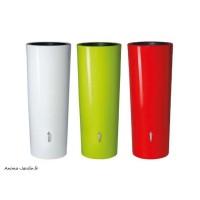Récupérateur d'eau de pluie 350L, Color, 2 en 1, moderne, avec bac fleurs, GRAF, achat, pas cher