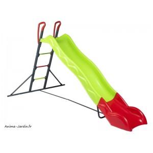 Toboggan, Halvar, 2,63 m de glisse, vague, Trigano, jeu plein-air, achat, pas cher